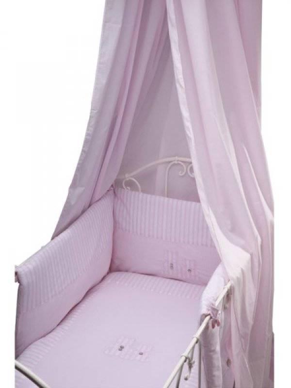 Bebe Dort Seul Dans Sa Chambre : Tartine Et Chocolat  Ciel de lit garda rose