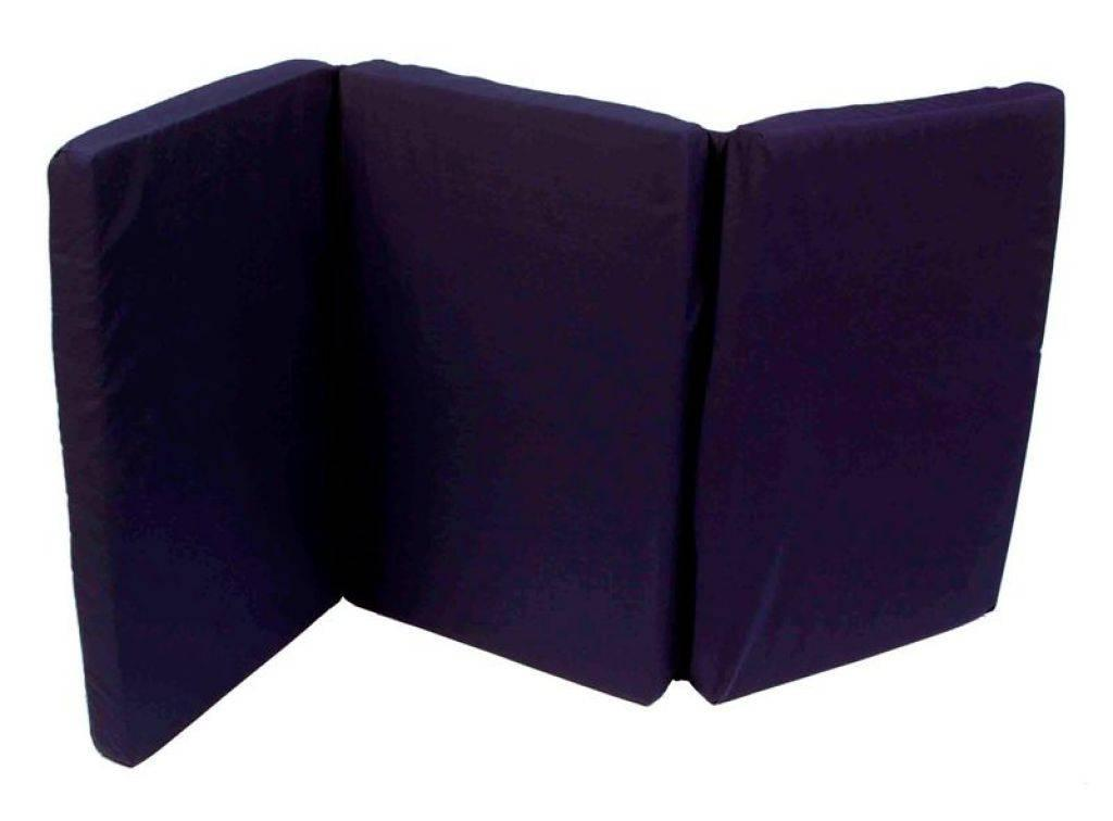 nattou matelas bleu marine pour lit parapluie. Black Bedroom Furniture Sets. Home Design Ideas