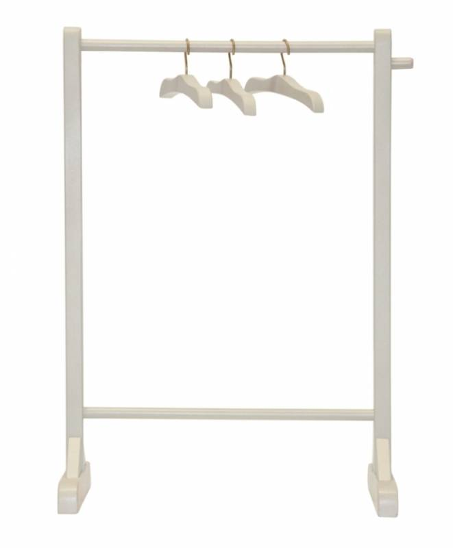 moulin roty portant v tements pour poup e. Black Bedroom Furniture Sets. Home Design Ideas