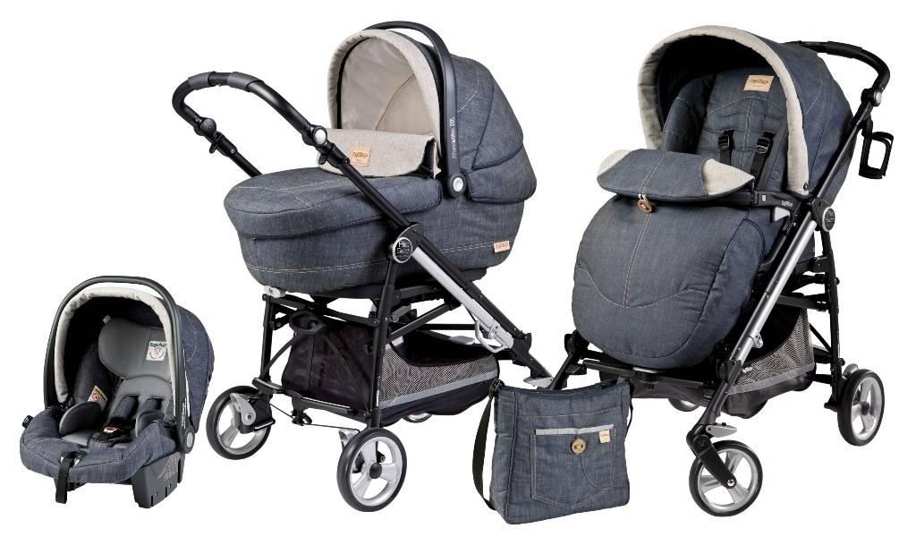 peg perego poussette trio pliko switch easy drive denim